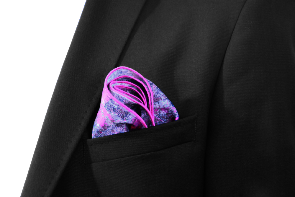 Rome Pocket Square