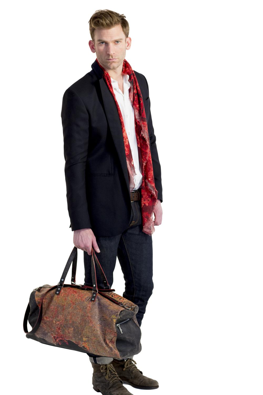 LA Duffle Bag