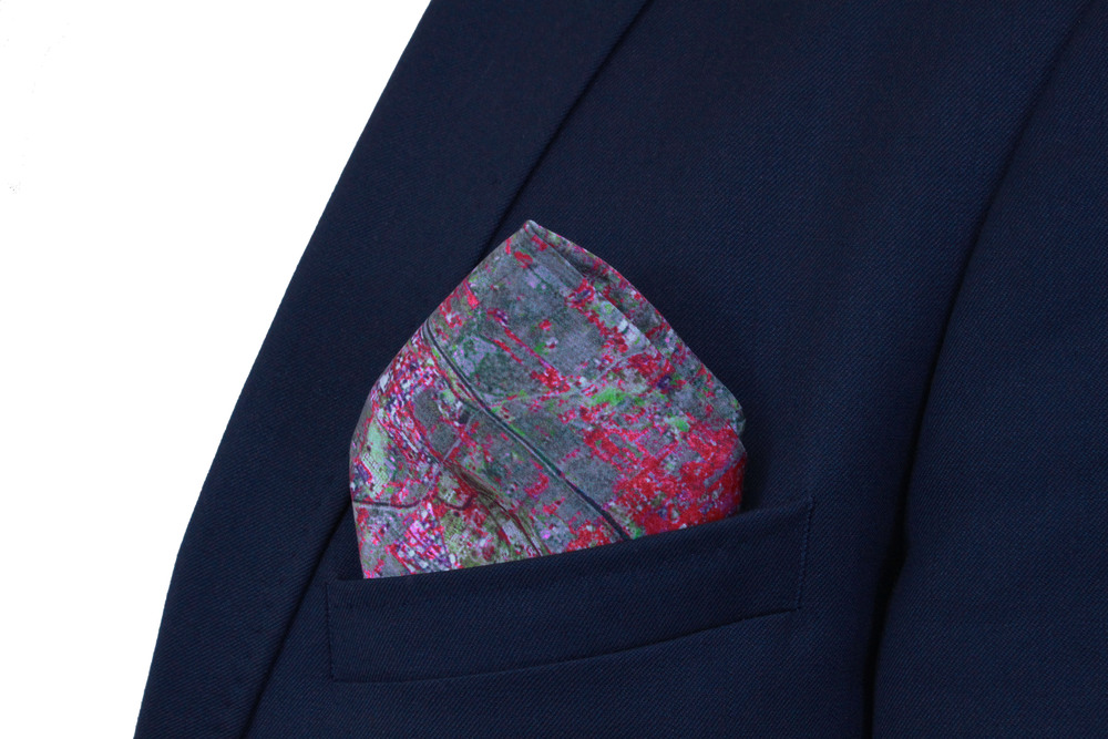 Los Angeles Pocket Square