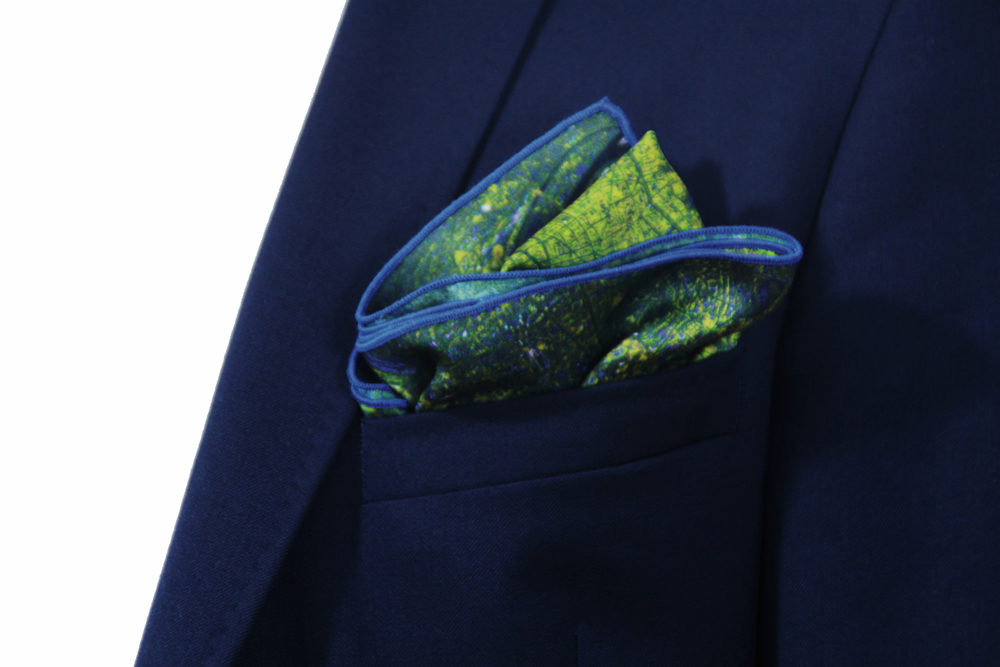 Paris Pocket Square