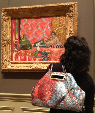 Matisse and the Paris Bag!