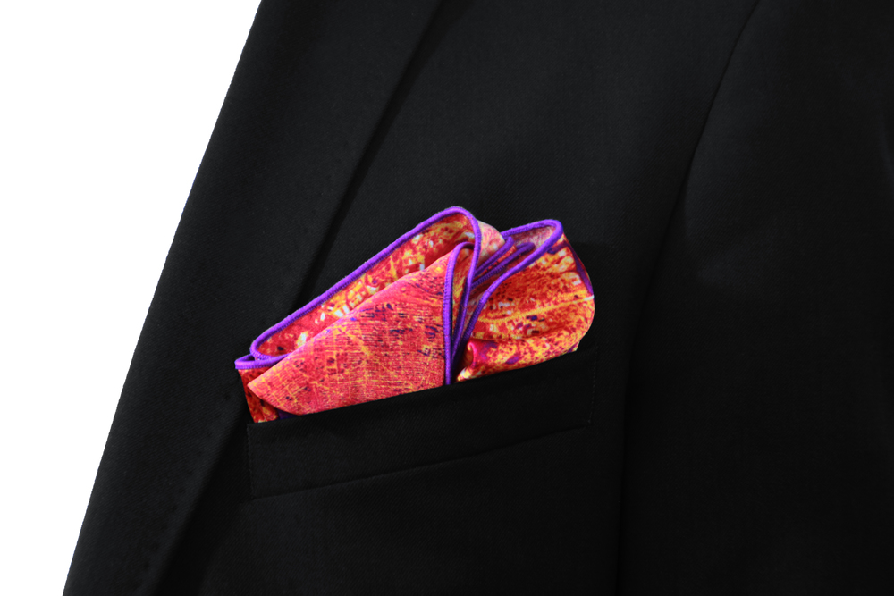 New York Pocket Square