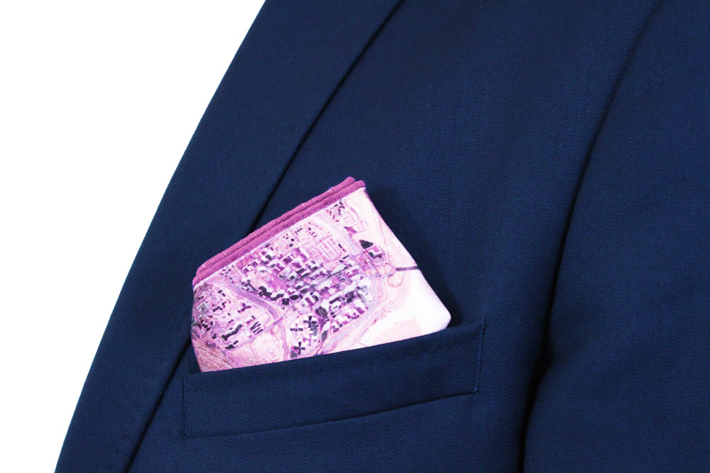 D.C. Pocket Square