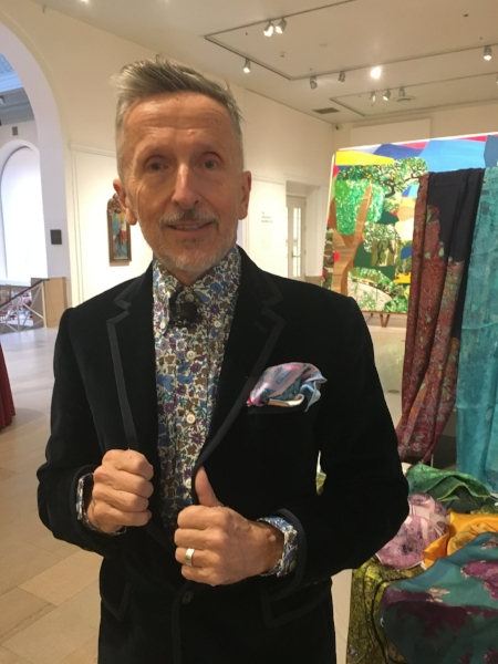 Simon Doonan, Miami Pocket Square