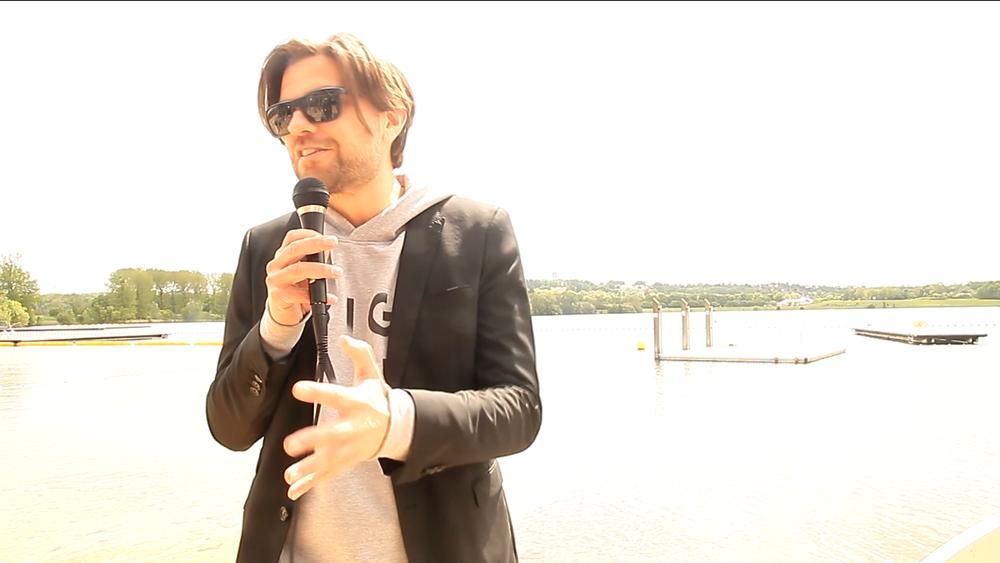 Notre interview de Rodriguez JR au bord du lac de Torcy @Marvellous Island