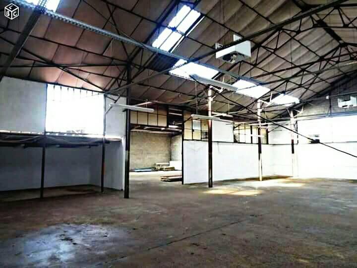 Aperçu de la warehouse de 60 Degrés