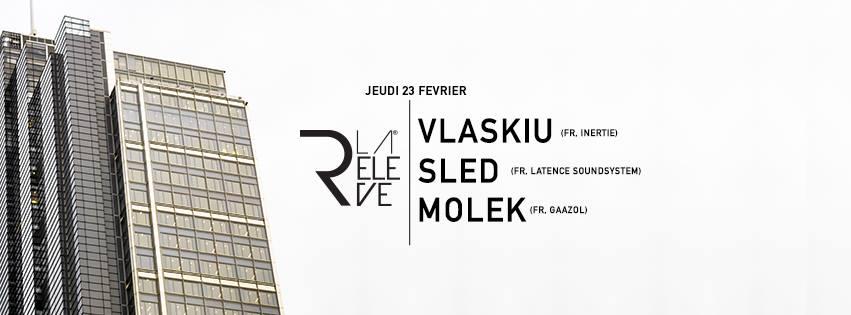 Retrouvez Sled jeudi soir à Lille !