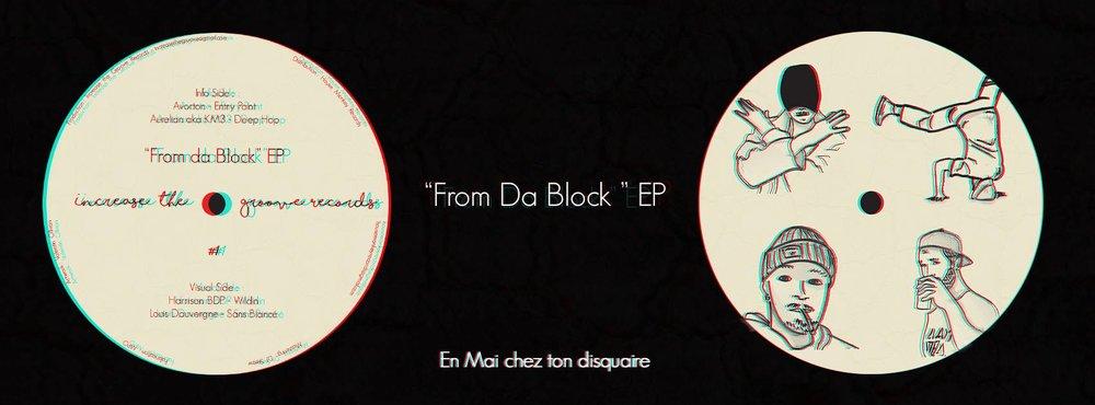 Masterisé par : DJ Steaw / Distribué chez House Monkey Records / Fabriqué chez : MPO / Designé par : Valentin Ollivon