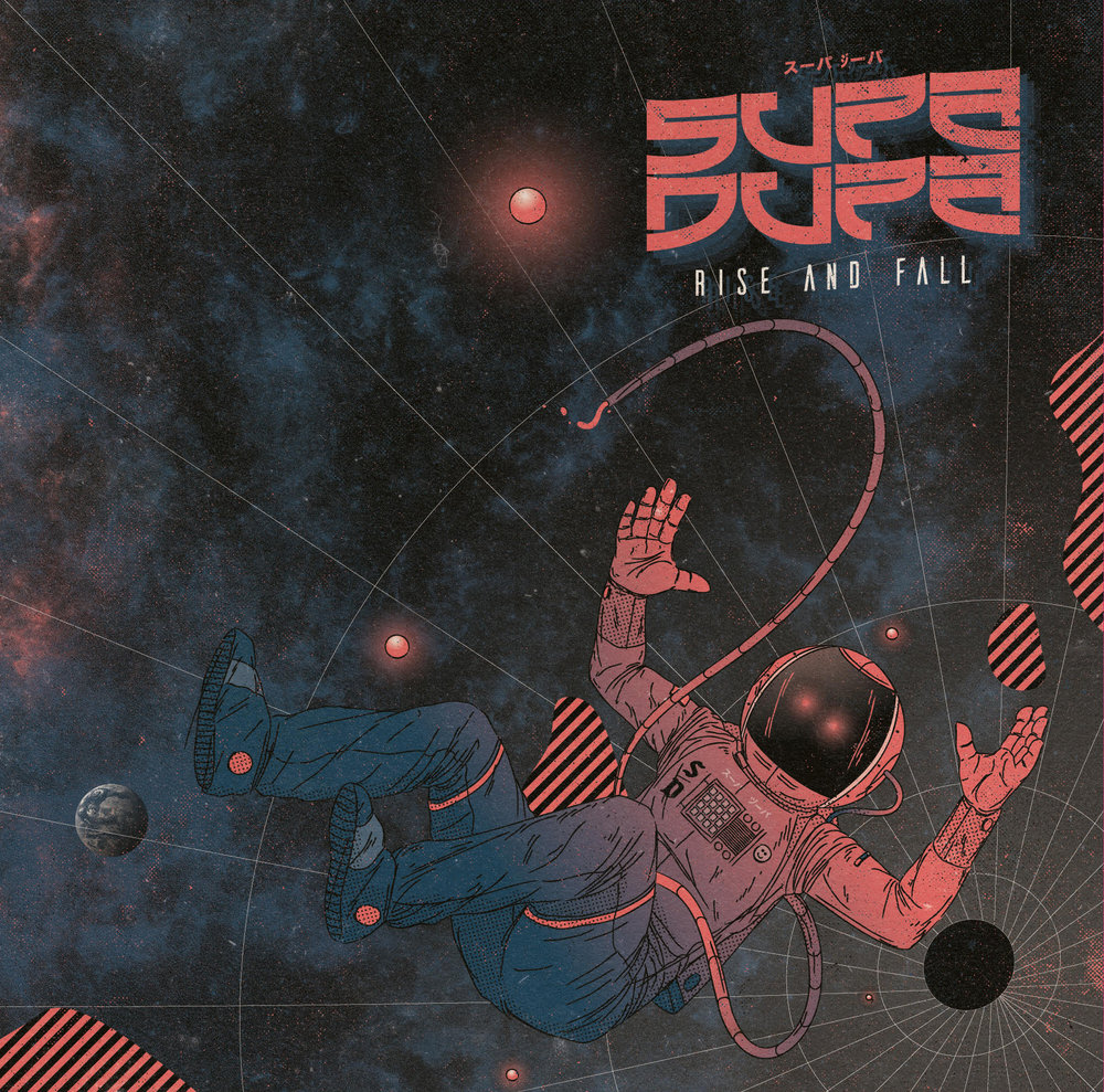 Cover de  Rise&Fall , réalisée par  Aple76