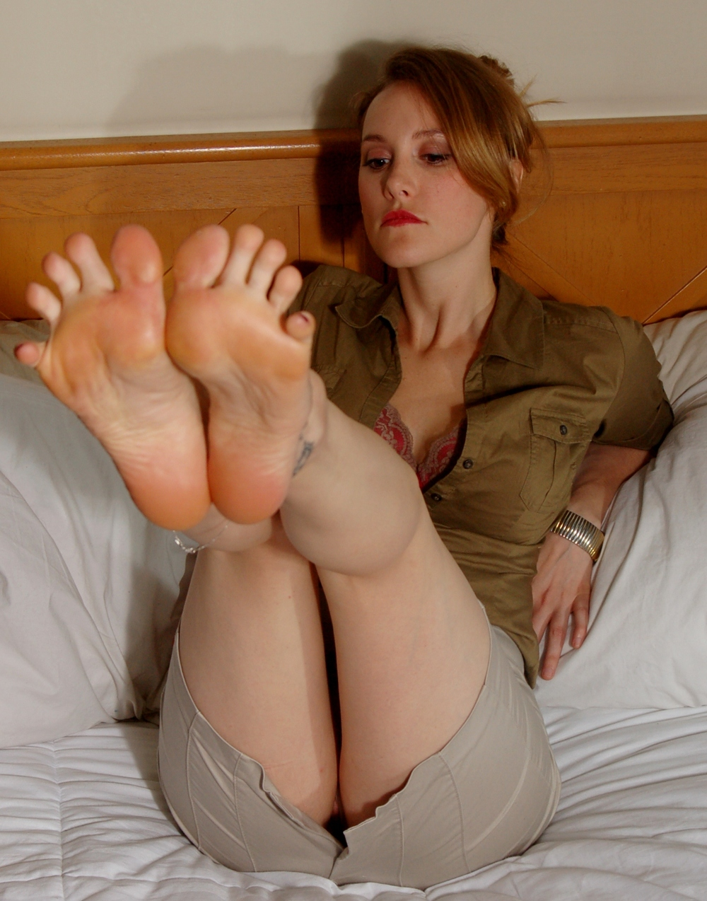 Sexy foot fetish sex-2666