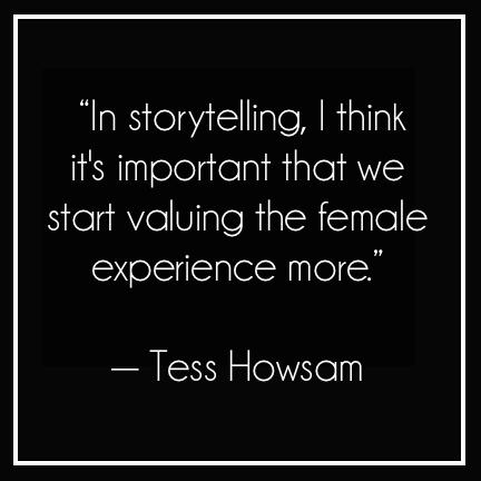 Tess Howsam for Fierce as F**k