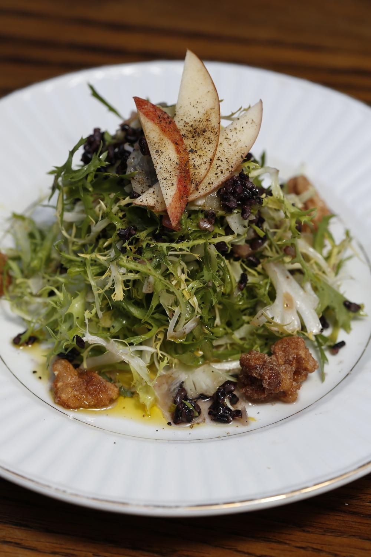 Salad still life
