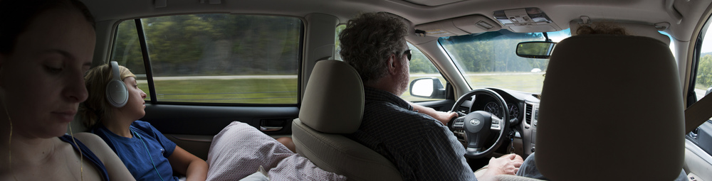 Family Car Rides