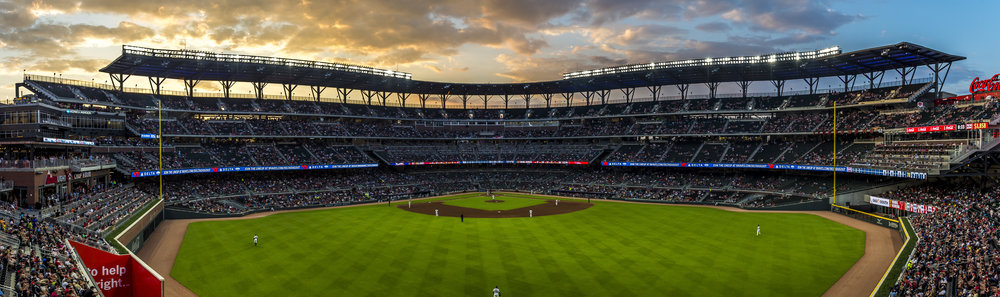 SunTrust Park - Atlanta, Georgia
