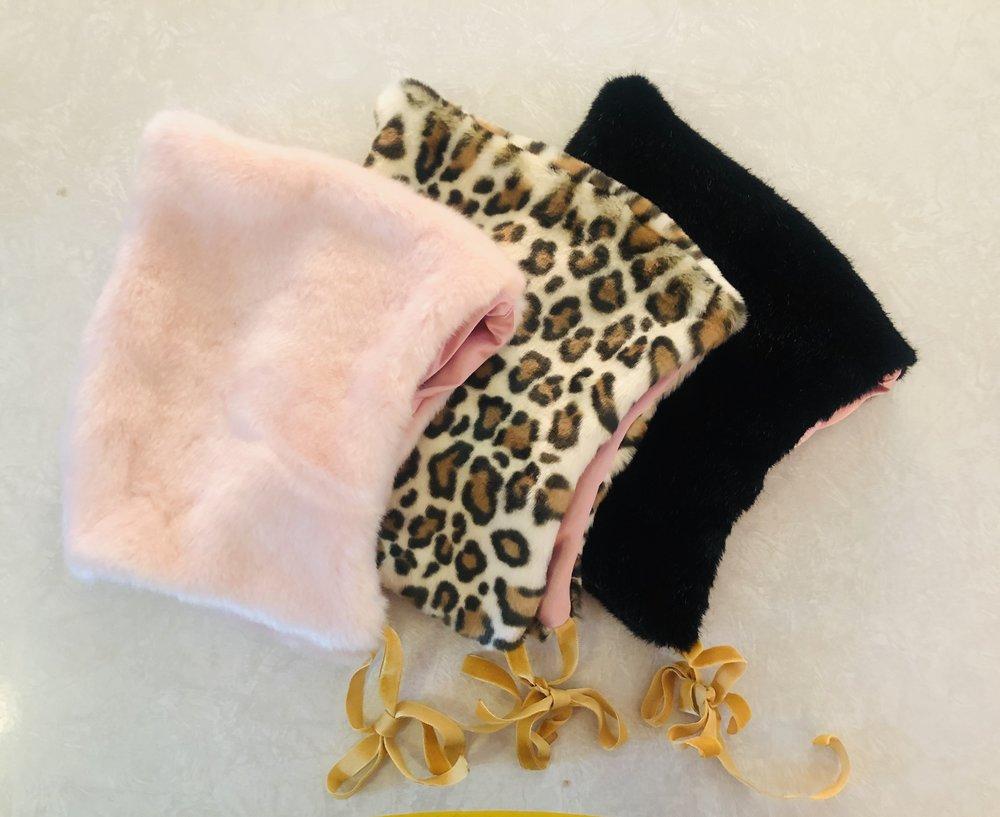 Fuzzy Wuzzy Pixie Bonnet