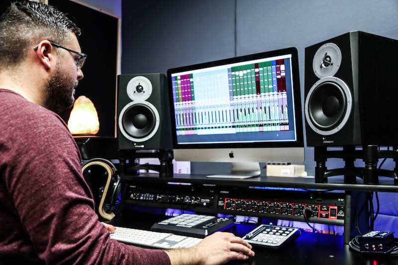 NYC Music Producer Michael Wuerth