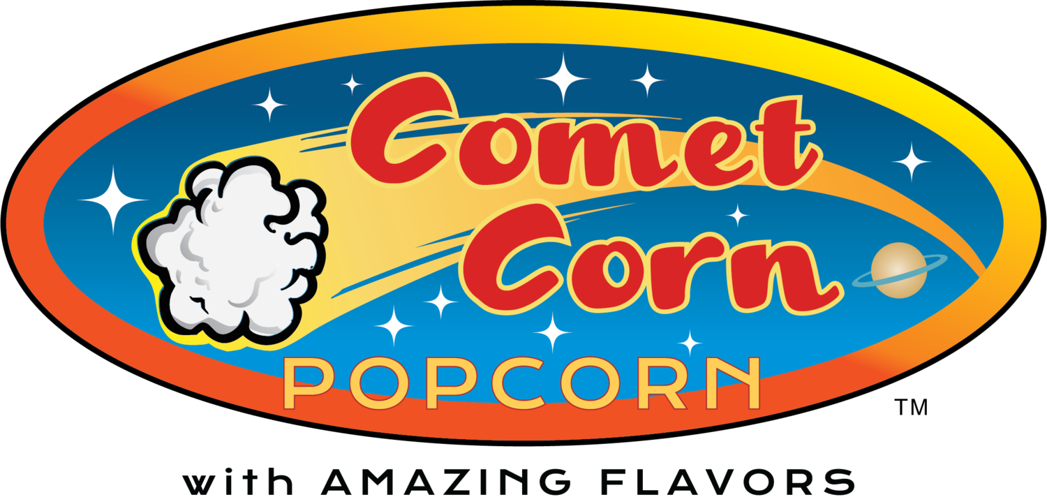 Comet Corn, Popcorn with Amazing Flavors