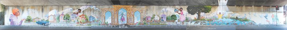 West Street Mural