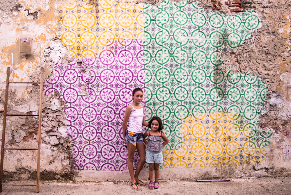 CARTAGENA  - Colombia - 2016