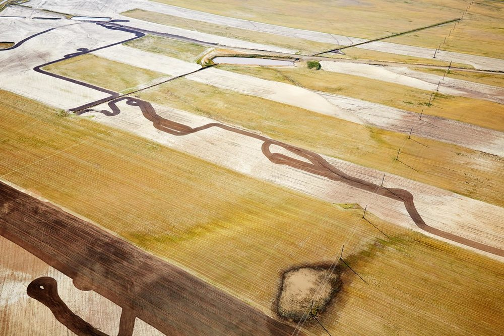 Aerial Photography Derek Israelsen Utah Farms