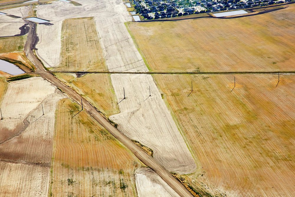 Aerial Photography Around Utah Daybreak Farms