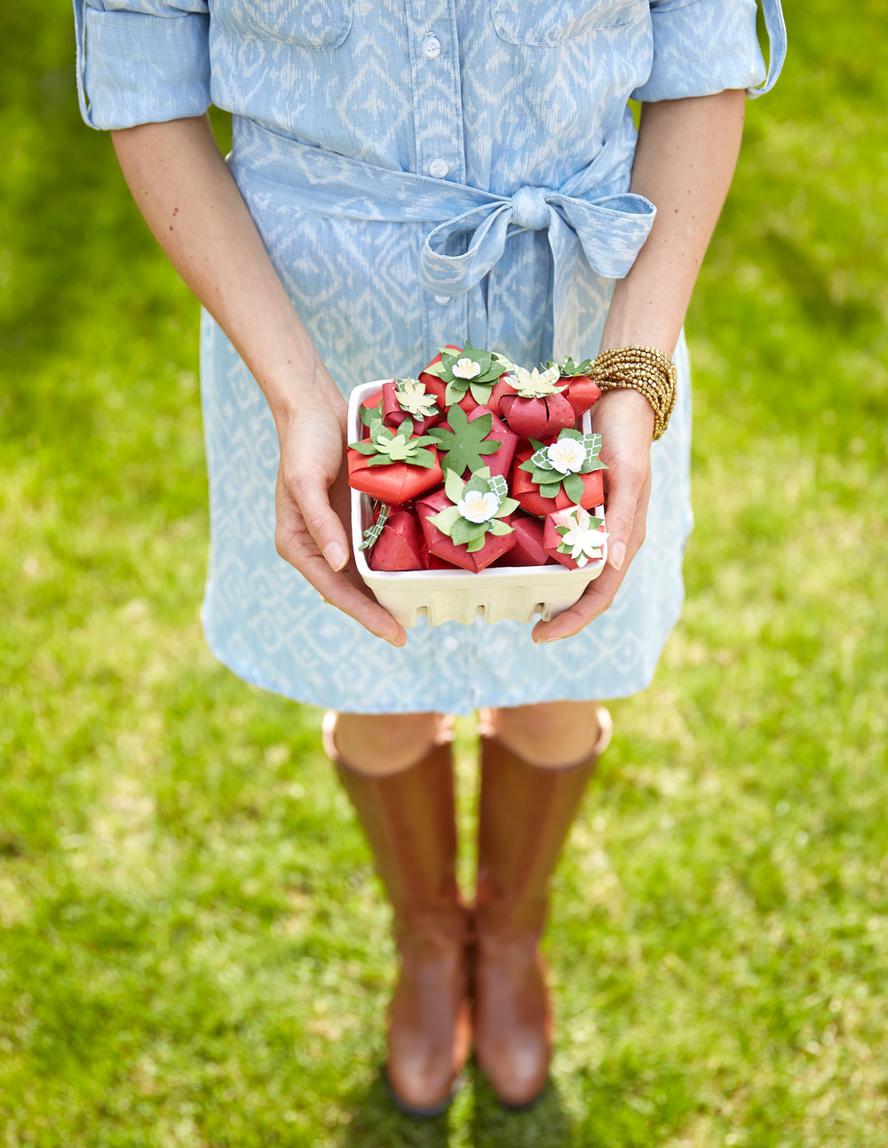 Lifestyle photography Derek Israelsen Strawberries Boots