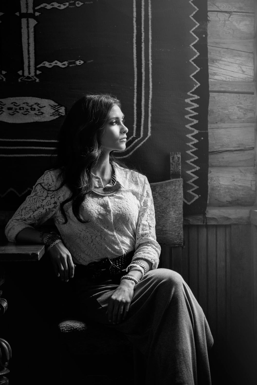 Portrait Photography Derek Israelsen Rustic