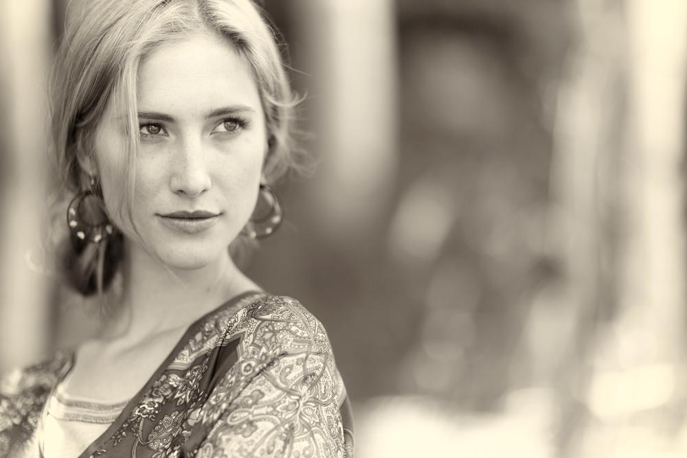Portrait Photography Derek Israelsen Woman Headshot