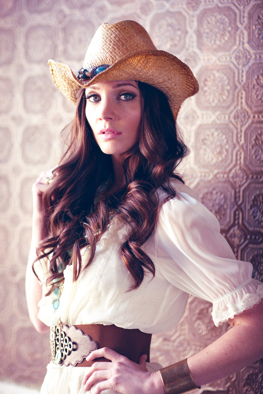 Portrait Photography Derek Israelsen Country Gal