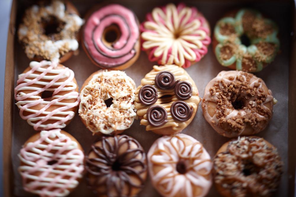 Product Photography StillLife Derek Israelsen Doughnuts Donuts
