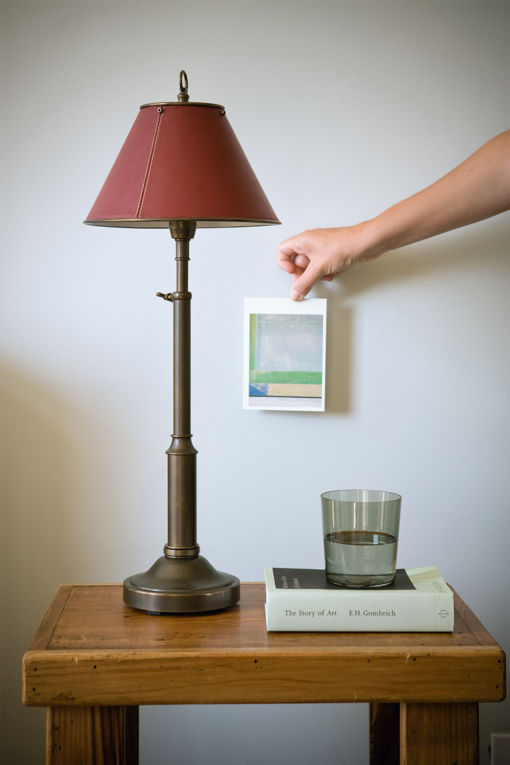 Product Photography Still Life Derek Israelsen Lamp