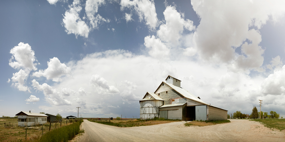 Travel Photography Derek Israelsen 021 Barn Panoramic