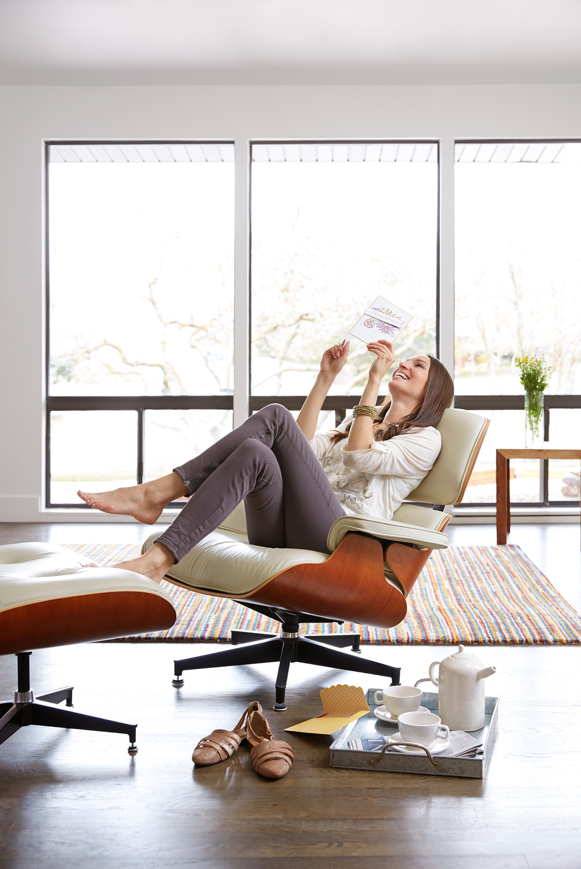 Lifestyle photography Derek Israelsen Reading Chair