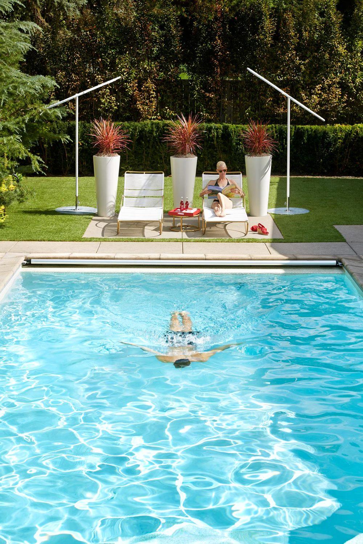 Lifestyle photography Derek Israelsen Swimming Pool