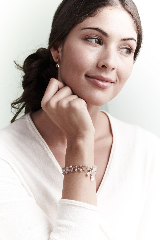 Product photography Jewelry Derek Israelsen Bracelet Earring Set