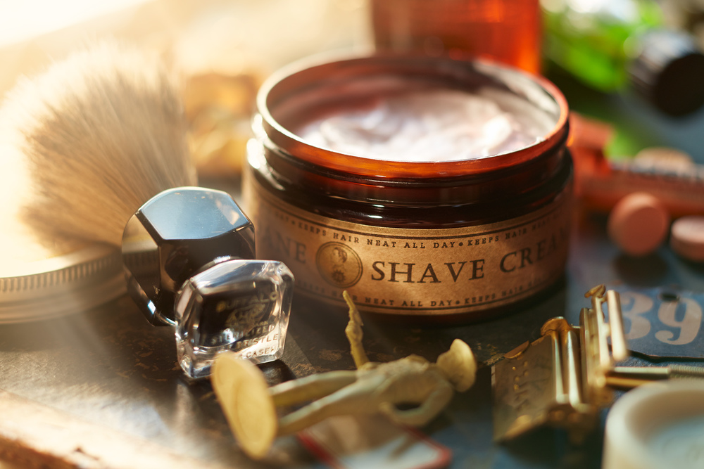 Product Photography Still Life Derek Israelsen Shaving Cream