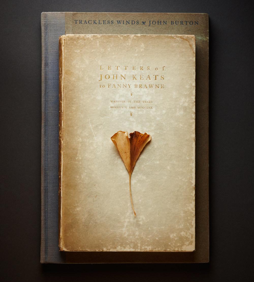 Product Photography StillLife Derek Israelsen Leaf Vintage book
