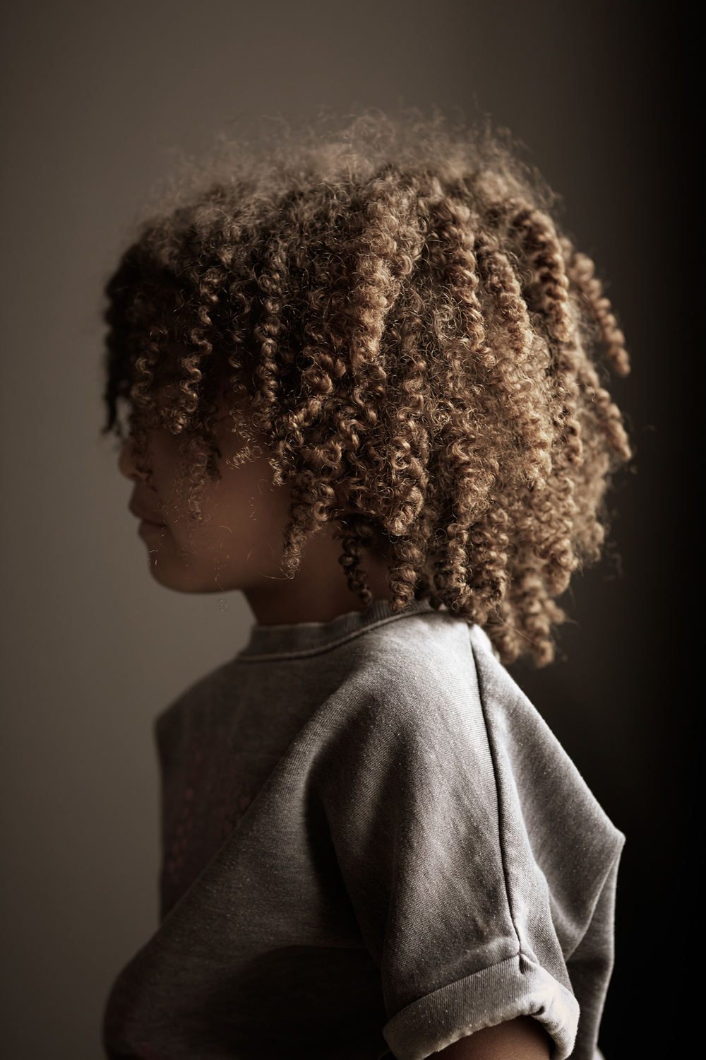 Portrait Photography Derek Israelsen Profile Kid Curly Hair