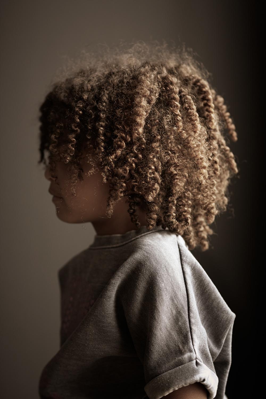 Portrait Photography Derek Israelsen Profile Kid Curly Hair