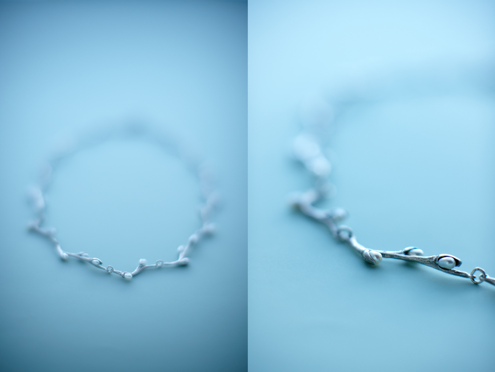 Product photography Jewelry Derek Israelsen Vine Bracelet