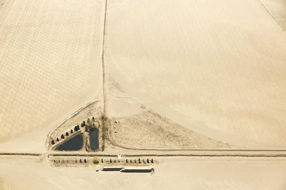 Aerial Photography Farms