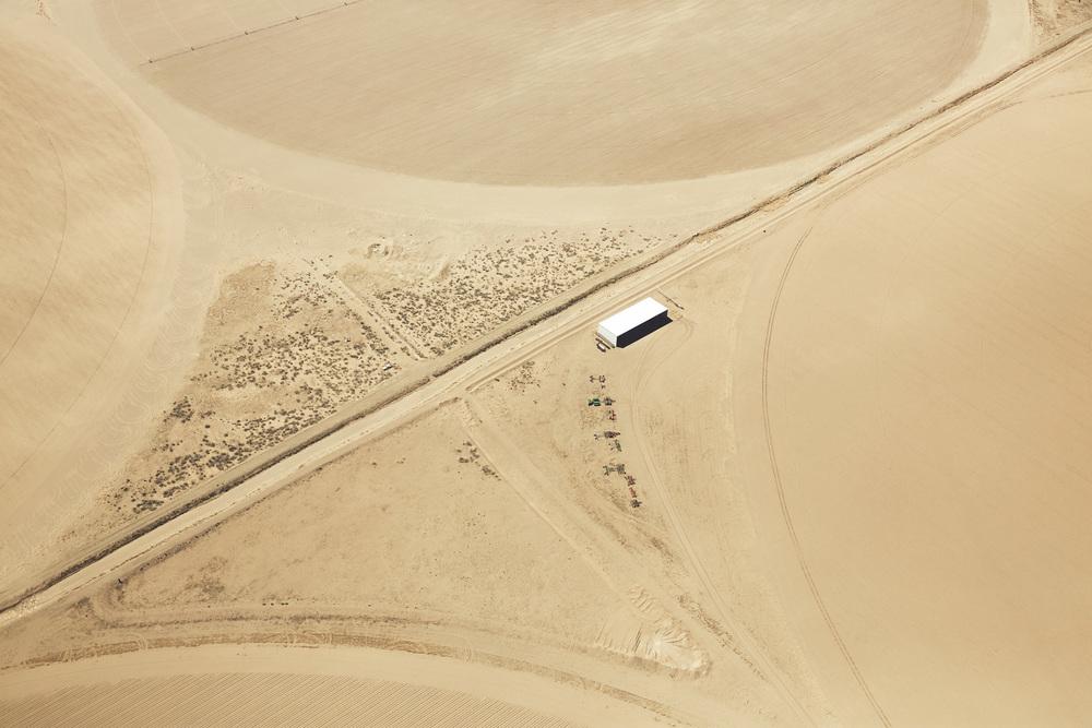 Aerial Photography Derek Israelsen Crop Circles
