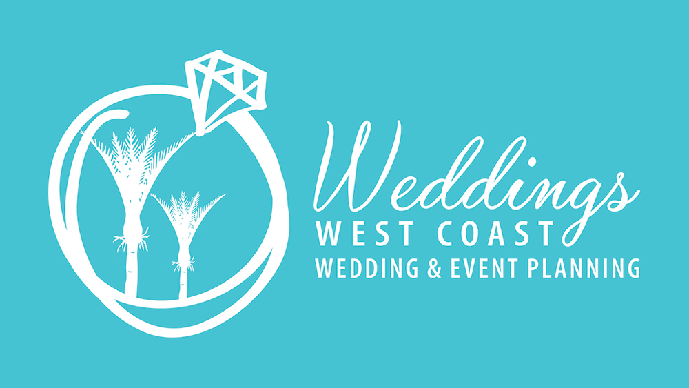 Weddings West Coast Logo Design