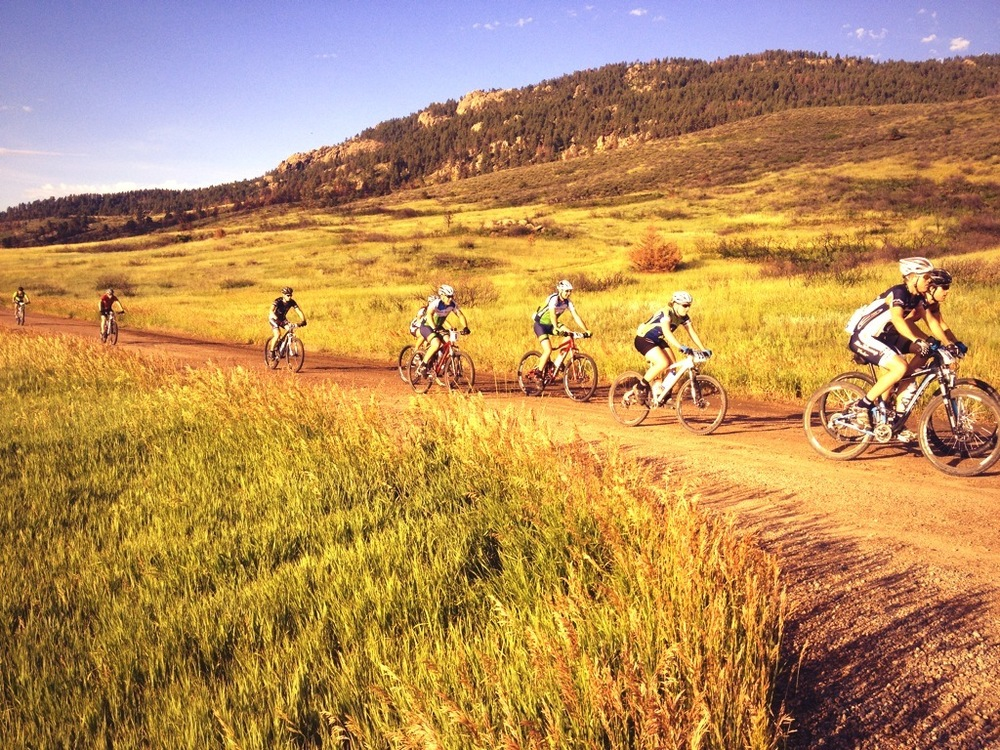 Mountain Biking in Fort Colins