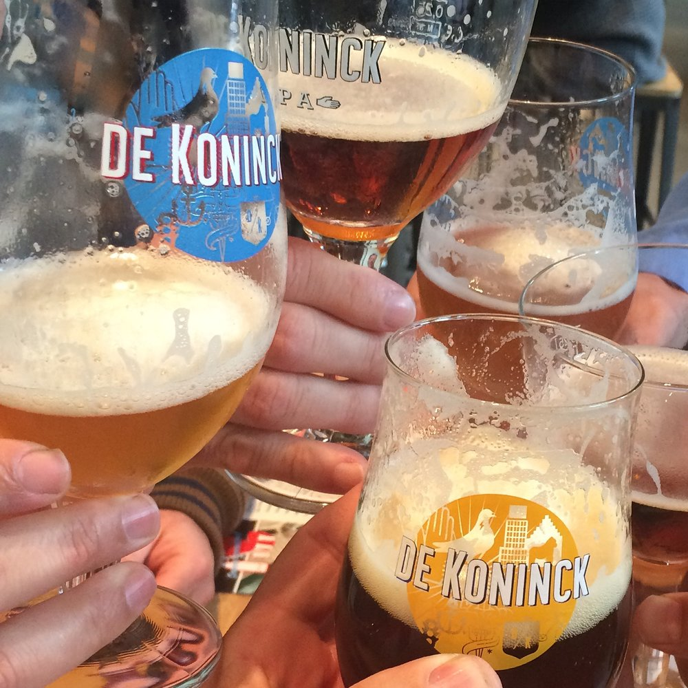 De Koninck Brewery