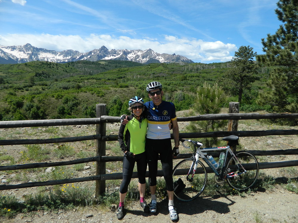 The Coopermans on the Dallas Divide in 2014