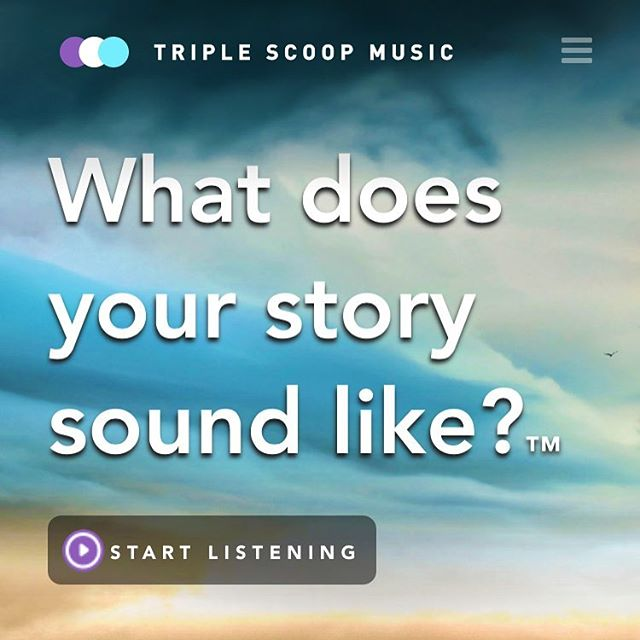 Excited to partner with the guys over at Triple Scoop Music w/ licensing some of my tunes. Head to their website to check out what they are doing! #triplescoopmusic