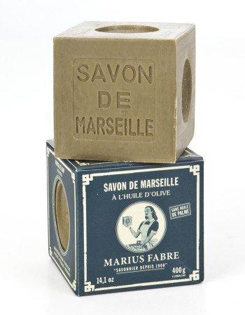 Authentic Marseillais olive oil soap