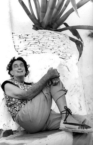 Résultats de recherche d'images pour «salvador dali espardenyes»