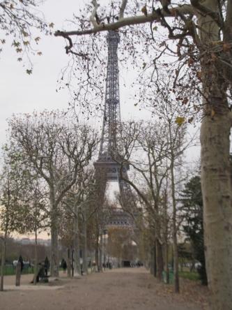 Champ de Mars Eiffel Tower Paris 2012 1.JPG